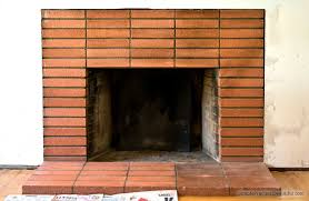 how to clean fireplace bricks getting all that soot ash and smoke residue
