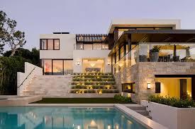 Modern villa in California - 2