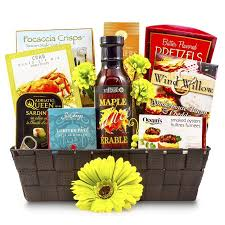 out to sea seafood gift basket
