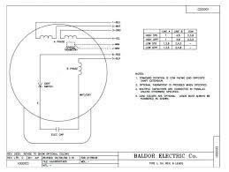 Baldor Motor Frame Chart Baldor Motor Wiring Connection Wiring Diagram