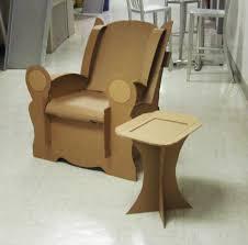 Chair Formalbeauteous Cardboard Chair Chris Choi Diy Img 20110609 ...