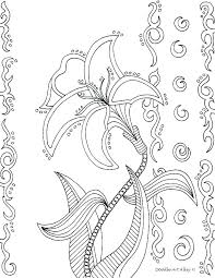 Free Printable Spring Coloring Sheets For Kids Spring Coloring Pages