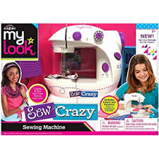 Sew Crazy Sewing Machine
