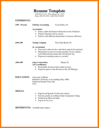 Resume For Teenager First Job Sample Resumes Format Inside Examples