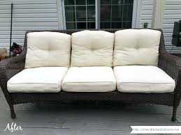 how to easily remove mildew stains from outdoor cushions