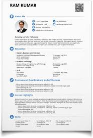 Smart Resume Builder Classy CV Maker Create Resume Now