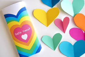 Valentines Diy Candy Bar Wrappers Made With Happy