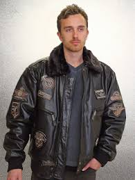 marauder men s leather flying jackets last one at this