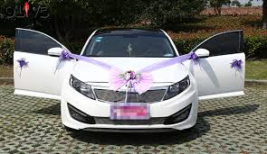 Wedding Car Decorations Accessories How To Make Flower Decoration For Car Best Flower 100 63