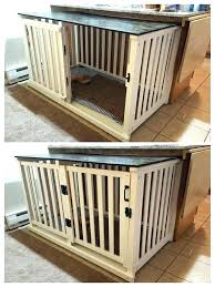 decoration wood indoor kennel ideas outdoor crib dog crate furniture luxury wooden crates uk