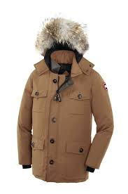 Canada Goose Banff Parka Wasaga Sand Men s Jackets