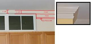 crown molding with window carpentry diy room home inside window crown molding