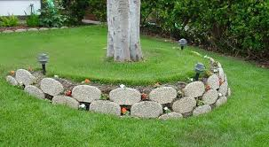 retaining wall around tree concrete retaining wall tree rings build retaining wall around tree roots