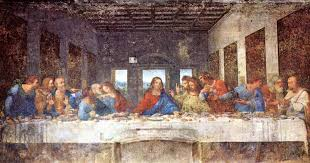 man or woman 6 st john the evangelist or mary magdalene the last supper