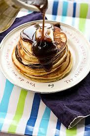 brown sugar er pancake syrup