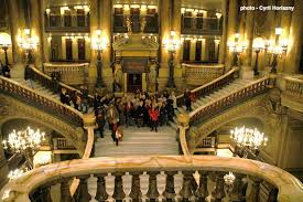 paris opera house grand staircase