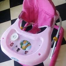 Walker for baby girl, Babies & Kids, Others on Carousell