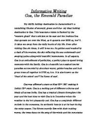 informative essay co informative essay