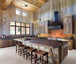 Rustic Kitchen Island Kitchen Magnificent Rustic Kitchen Island Inside Rustic Kitchen