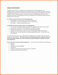 Resume For Graduate School Template Grad School Resume Template Fresh Format Example Graduate School 17