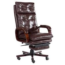 office recliner chair. Delighful Chair 4 HomCom High Back PU Leather Executive Reclining Office Chair With  Footrest Throughout Recliner U