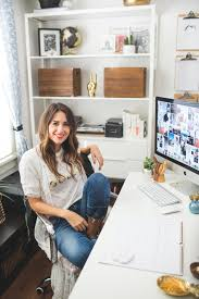 My Office on The Everygirl | Natalie Dressed :: A Santa Cruz Life + ...