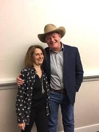 Craig and Judy Johnson at the Vancouver... - Longmire Posse, Official Fan  Site | Facebook