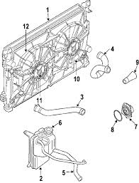 parts com® chrysler thrmostat none partnumber 68273161aa 2008 chrysler pacifica touring v6 4 0 liter gas cooling system