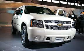 2010 Chevrolet Suburban 75th Anniversary Diamond Edition | Auto ...