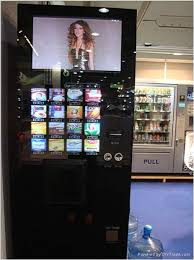 Vending Machine Advertising Awesome Advertising Espresso Coffee Vending Machine F48 LE Vending