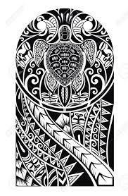 Stock Vector тату эскизы полинезийские тату идеи для татуировок