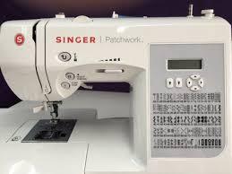 Singer Patchwork Sewing Machine