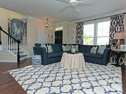 full size living roominterior living. Blue Area Rug Living Room Elegant White And Navy Rugs Magnificent Indoor A Full Size Roominterior E