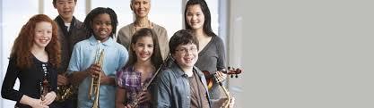 International teen music series