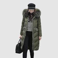 warm fashionable winter coats new od new 2017 winter women hooded coat fur collar thicken warm