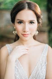 look book cleo chang bridal makeup hair artist singapore