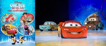Disney On Ice Worlds Of Enchantment Richmond Coliseum