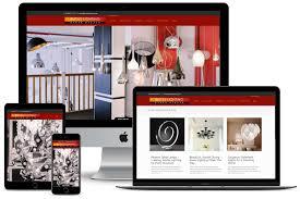 Buckinghamshire Lighting Centre Web Design High Wycombe