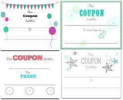 Make Your Own Gift Certificate Templates Free Blank Coupons Templates 29 Images Of Customizable Coupon Template