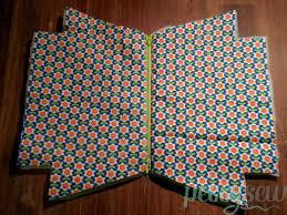 diy multi purpose zipper pouch free