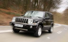Jeep Commander Wallpapers and Car Specifications