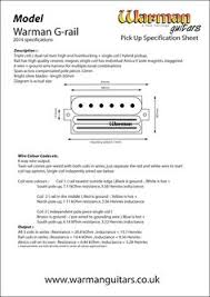 warman humbucker wiring diagram trusted wiring diagrams \u2022 EVH Frankenstein Pickup Wiring Diagram ted crocker wiring diagram 1 single coil 2 piezo 1 vol 3 way rh pinterest com 2wire humbucker wiring diagram carvin humbucker wiring diagram