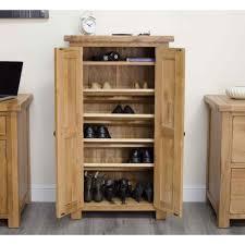 rustic storage cabinets. Original Rustic Shoe Storage Cabinet Cupboard Unit Solid Oak Hallway Furniture Cabinets S