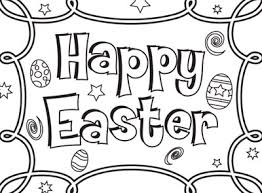Small Picture HERSHEYS Easter Happy Easter Coloring Page