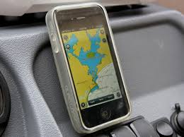 Using Your Iphone As A Marine Gps Chartplotter For Fishing