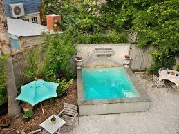 Cute little tiny pool with fountain lifted from a rental home in Savannah,  GA | Buy a House | Pinterest | chats Savannah, Fountain and Pool spa
