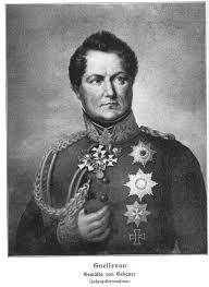 Gneisenau, Generallieutenant August Wilhelm Anton, Graf Neidhardt von  (1760-1832) - napoleon.org