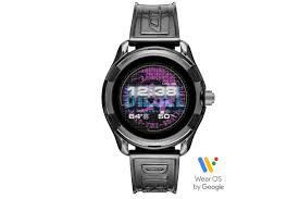 Fossil ra mắt đồng hồ thông minh Fossil Diesel MDJ Fadelite
