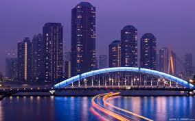Tokyo Skyline Wallpapers Desktop ...