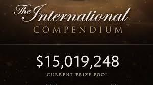 dota 2 ti5 s prize pool reaches 15 million what s next mweb